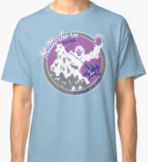 Matterhorn Bobsleds (purple, blue, gray) Classic T-Shirt