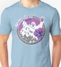 Matterhorn Bobsleds (purple, blue, gray) T-Shirt