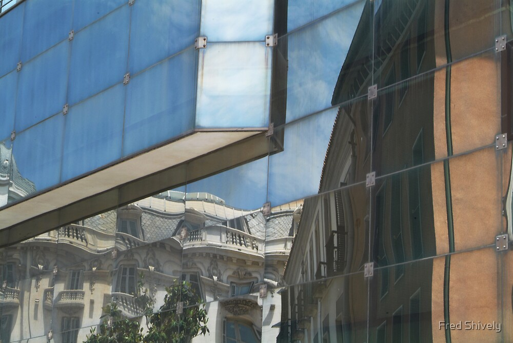 Reflejos 9 by Fred Shively