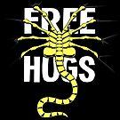 Free Hugs - Alien by goatxa