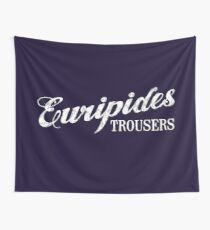 Euripides Trousers Wall Tapestry