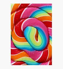 Lollipop, lollipop - pink edition Photographic Print