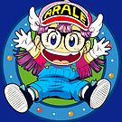 Arale Norimaki - Dr. Slump by goatxa