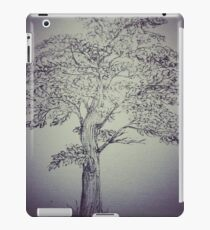 Pen&Ink Tree iPad Case/Skin