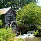 The Old Hyde Mill by Patrick Czaplewski