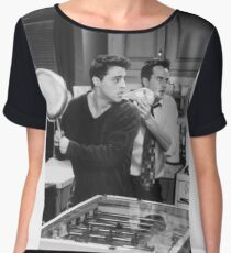 Friends TV Show Women's Chiffon Top