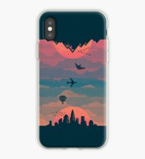 Sunrise / Sunset (alternate) iPhone Case