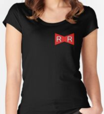 Android 17 Women's Fitted Scoop T-Shirt