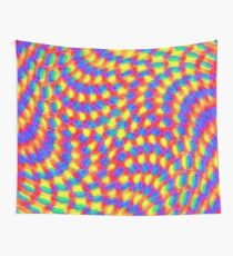 Color Waves Tapestry