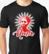 Nina Simone - The High Priestess of Soul Unisex T-Shirt