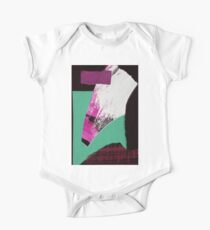 abstract paper collage Kids Clothes
