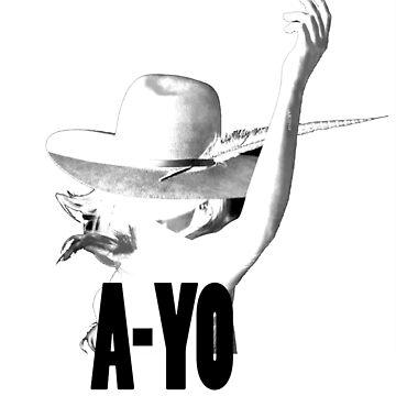 Lady Gaga A-YO by spazamorgazam