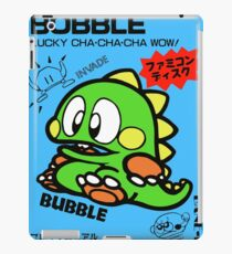 Bubble Bobble (Japanese Art) iPad Case/Skin
