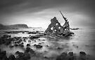SS Speke shipwreck remnants by Jim Worrall