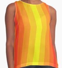 Lines Contrast Tank