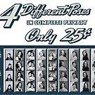 1950's Photobooth Display by kayve