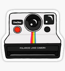 Polaroid SX-70 Sticker