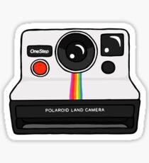 Polaroid SX-70 Sticker
