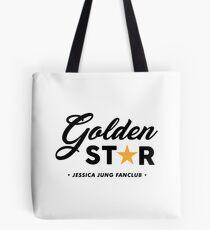 JESSICA JUNG_Golden Star Tote Bag