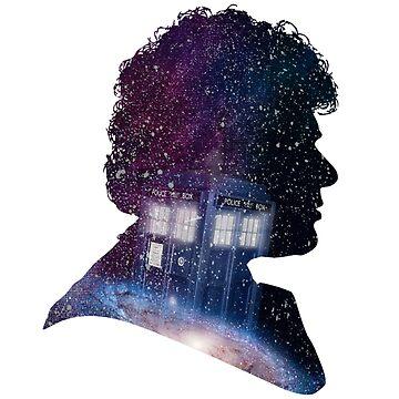 Sixth Doctor by charmz2017