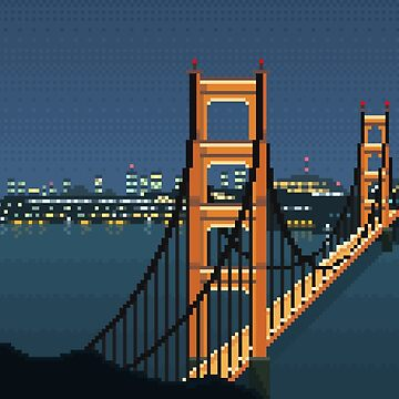 Golden Gate Bridge by frostbp