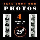 1970's Photobooth Display by kayve