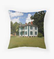 The Harper House Throw Pillow