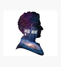 Twelfth Doctor Photographic Print