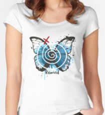 rewind life is strange Women's Fitted Scoop T-Shirt