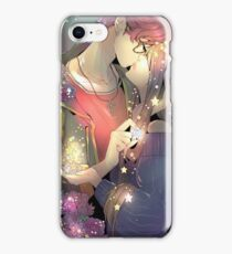 Space Station Bride iPhone Case/Skin