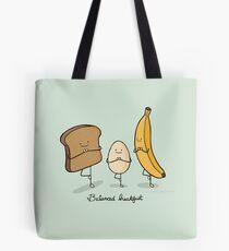 Balanced breakfast Tote Bag