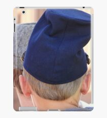 Funny hat iPad Case/Skin