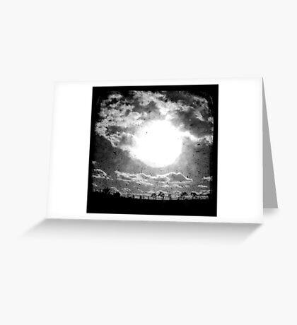 The Sun - TTV Greeting Card