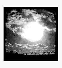 The Sun - TTV Photographic Print