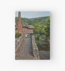 Rural Scene 2 Hardcover Journal
