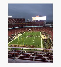 Levi's Stadium Photographic Print