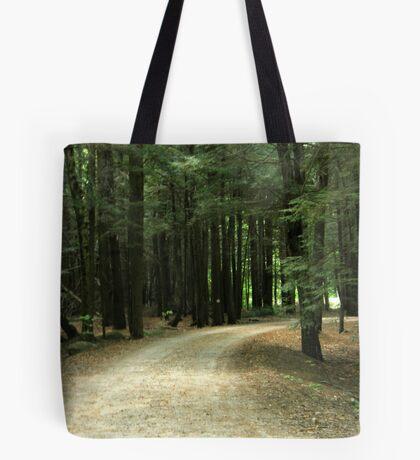 A Farmtown Driveway Tote Bag
