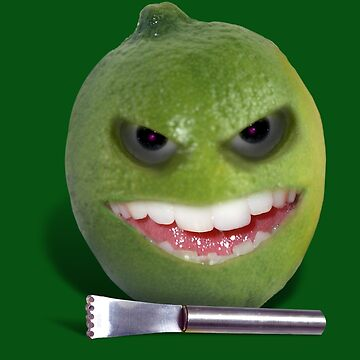 Beware the Lime with the Lemon Zester by Gravityx9