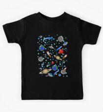 Galaxy Universe Kids Tee