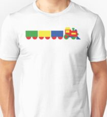 The Toy Train T-Shirt