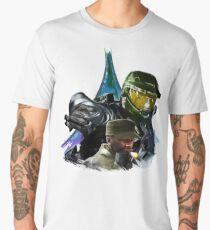 Halo - Heroes Never Die Men's Premium T-Shirt