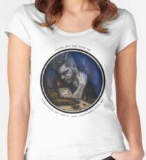 Jon Luxury Women's Fitted Scoop T-Shirt