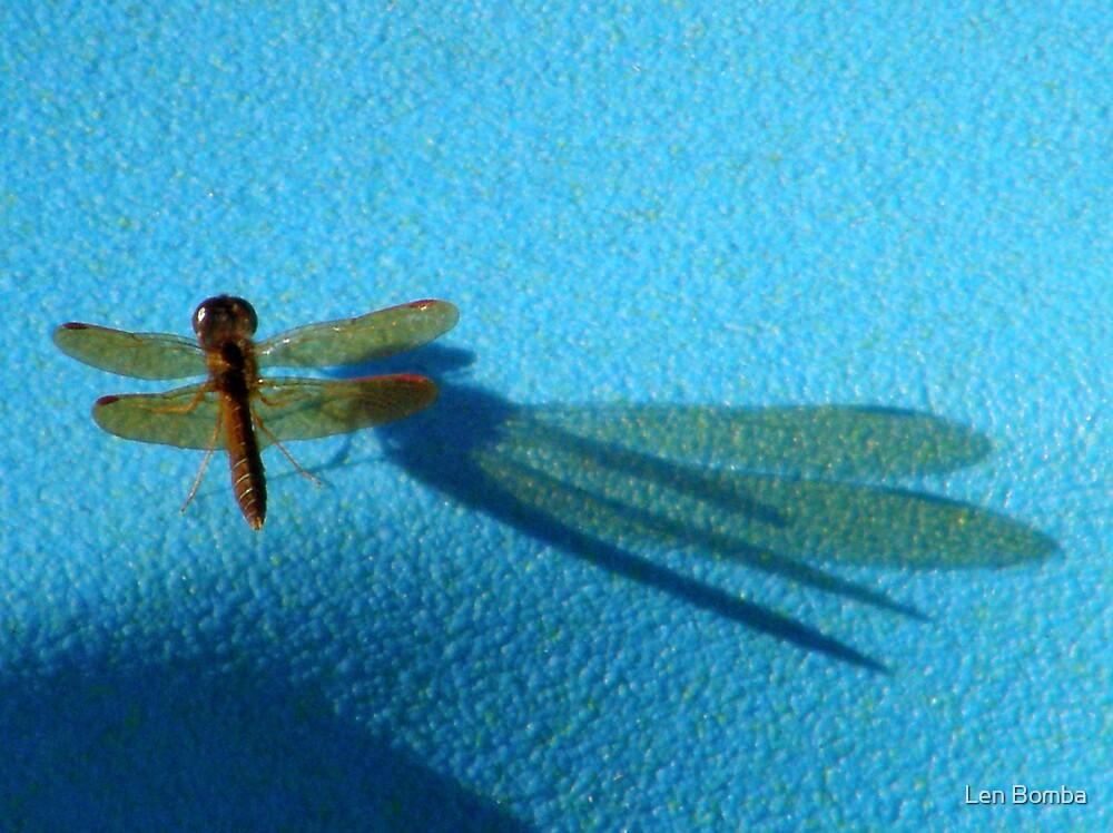 Wings of Gold by Len Bomba