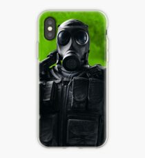 Smoke Gas Rainbow iPhone Case