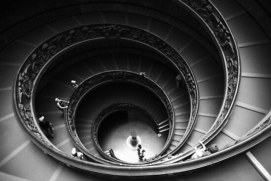 Spiral by Kyle Jerichow