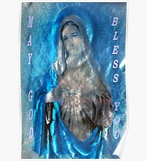 May God Bless You Poster