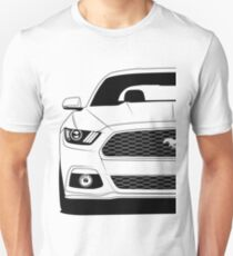 Ford Mustang Sixth Generation S550 Best Shirt Design Unisex T-Shirt