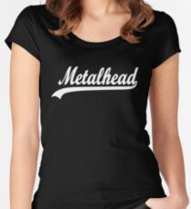 METAL HEAD Women's Fitted Scoop T-Shirt