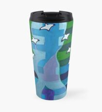 Hexagram 7: Shih (Integrity) Travel Mug