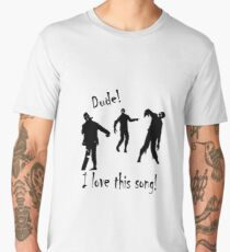 Dancing Zombies  Men's Premium T-Shirt